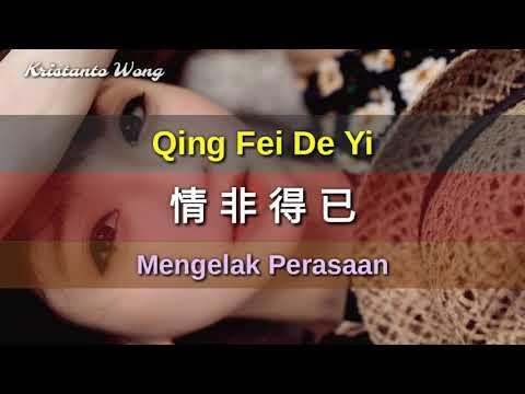 雷婷 Lei Ting - 情非得已 Qing Fei De Yi (Mengelak Perasaan)
