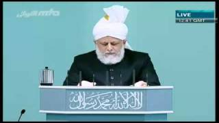 (English) Friday Sermon 01/10/2010 Part 3/4