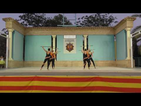 Zumba y Ballet la milagrosa 2016