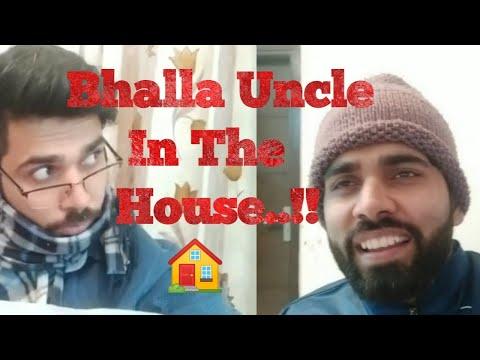 Bhalla Uncle in the House | Punjabis Mehman Nawazi | Shiva Virmani | Funny Videos 2019 | Comedy Vine