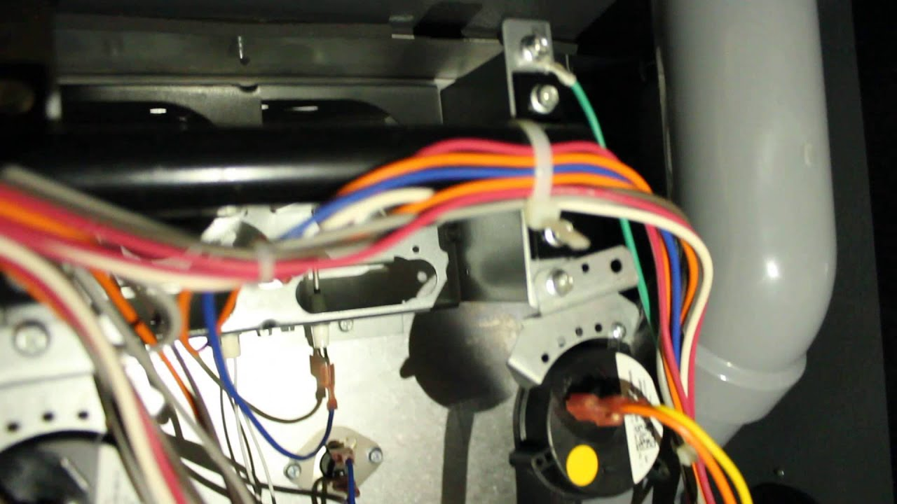 Goodman Gmp100 4 Wiring Diagram Furnace Wont Start Youtube