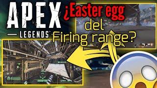 ¡Podemos ir a la nave del Firing Range/Campo de entrenamiento! 😱 ¿Easter egg o Glitch? Apex Legends