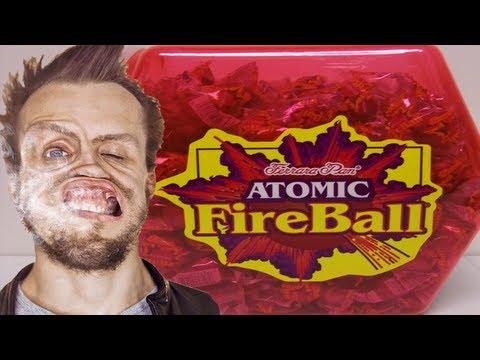 ATOMIC FIREBALL CHALLENGE | WheresMyChallenge