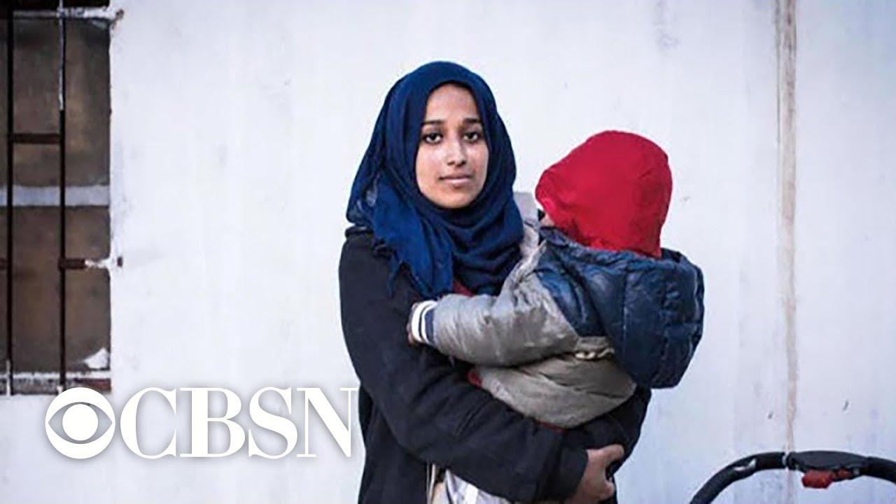 U.S.-born ISIS bride in dispute over citizenship