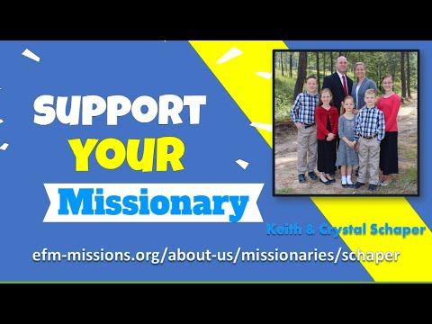 Keith & Crystal Schaper Missionaries to Guatemala