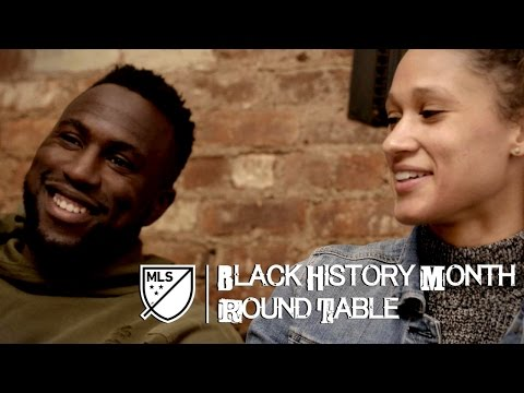 MLS Black History Month Roundtable