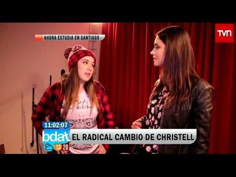 Christell - El Regreso de Christell (Nota BDT 2016)