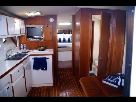 Tiara 3500 Express Cruiser Interior By South Mountain