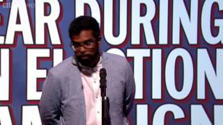 Things you wouldn't hear during an election campaign - Mock the Week: Series 13 - BBC Two