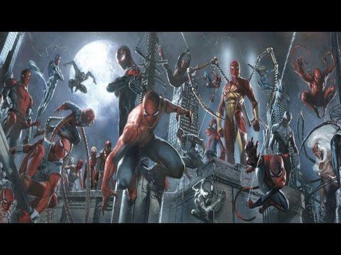 Tutti gli Spider Man dell'Universo Marvel