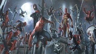 Tutti gli Spider-Man dell'Universo Marvel