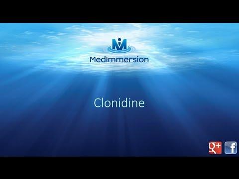 Clonidine - YouTube