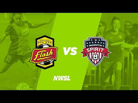 Western New York Flash vs. Washington Spirit