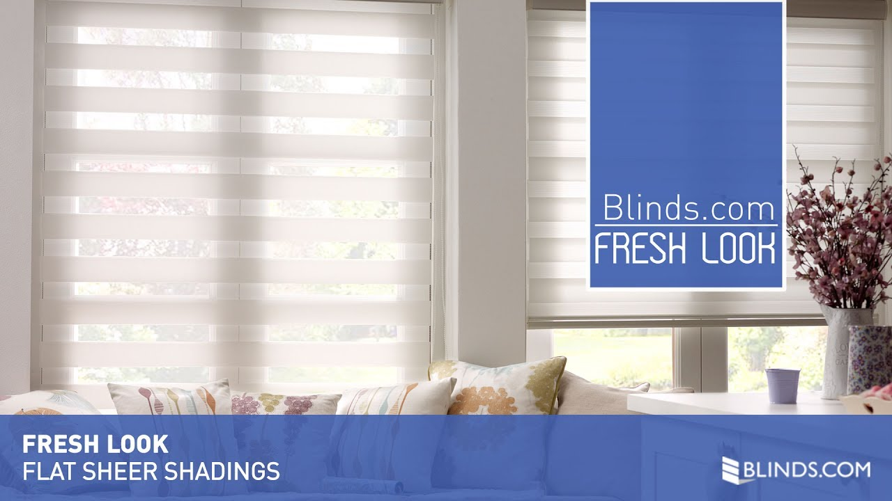 Blinds Spotlight Sheer Shades Product Spotlight Blinds