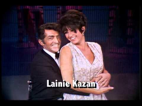 lainie kazan singing
