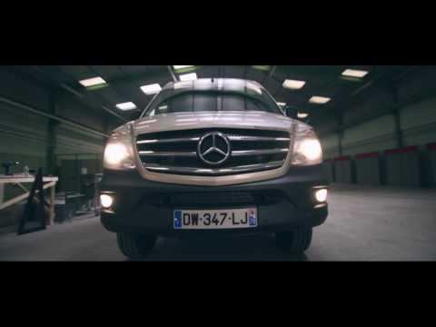 Mercedes Véhicules Utilitaires - Nouvelle page Facebook