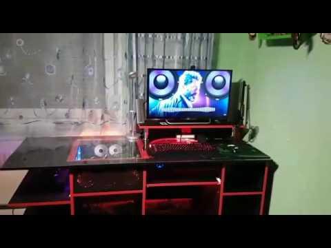 Computertisch gamer  Computertisch für gamer - YouTube