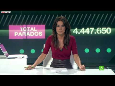 Cristina Saavedra Cuero-Leather ( Leather Skirt-Falda de Cuero )