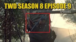 The Walking Dead Season 8 Episode 9 Spoilers & Discussion - TWD 809 Spoilers & News