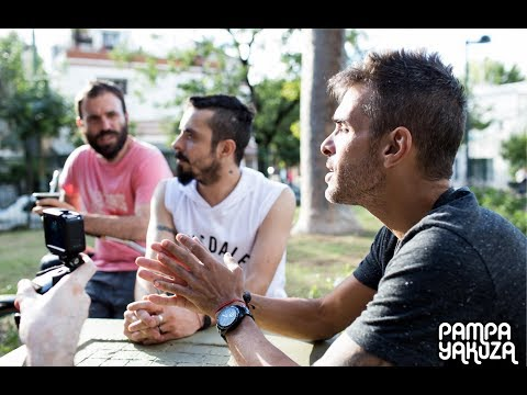 "Pampa Yakuza ""VOY"" Videoclip Oficial"