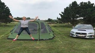 Tv-teaser: Anne-Vibeke Rejser - Campingferie Lolland - Langeland