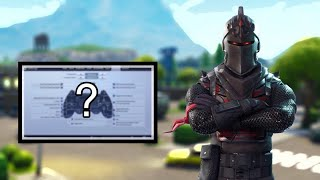 How to change the edit button on console/ Fortnite/ Daf get34