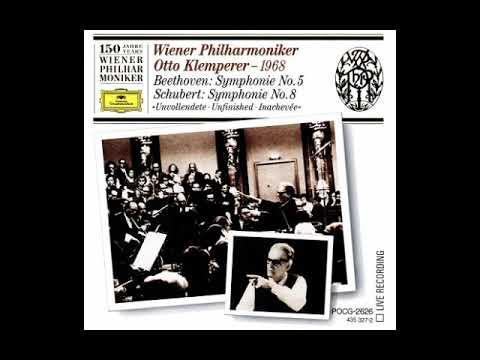 Otto Klemperer  Beethoven - Symphony No.5 (1968) VPO