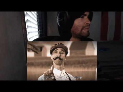 Mario Bros Vs Wright Bros. Epic Rap Battles Of History Season 2 PART 1
