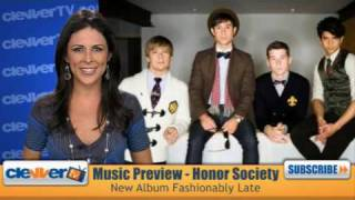 Honor Society - Will they replace the Jonas Brothers?
