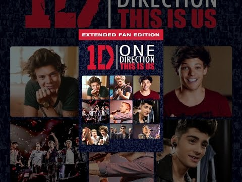 One Direction: This Is Us Extended Fan Edition