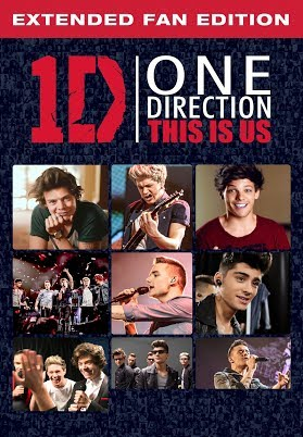 One Direction This Is Us Stream