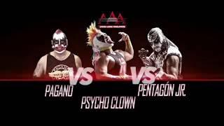 AAA Worldwide desde Pachuca Lucha Libre AAA Worldwide Junio 2016 Lu...