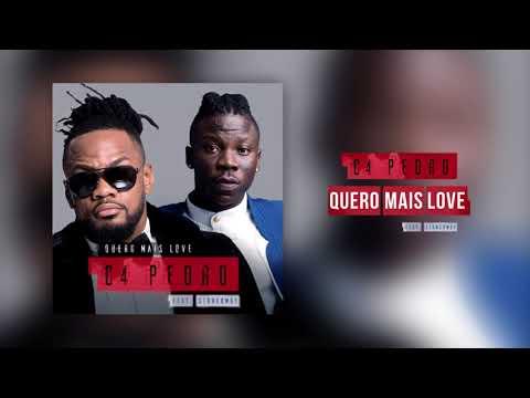 C4 Pedro - Quero Mais Love feat Stonebwoy [Áudio]
