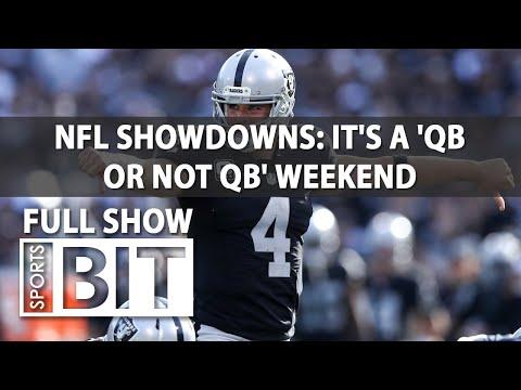 Sports BIT | Intriguing NFL Week 4 Matchups | Friday, Sept. 29