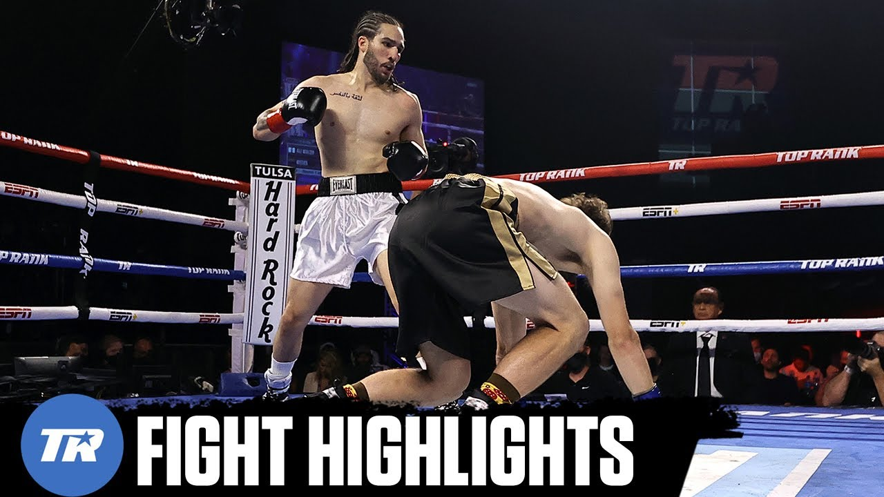Muhammad Ali's grandson wins in pro boxing debut