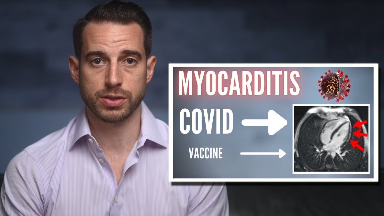 Covid-19: New Reports of Vaccine Linked Myocarditis | Physician's ...