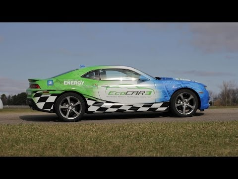Announcing EcoCAR 3 - The Next AVTC Series