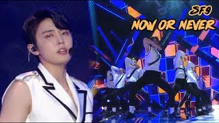 [HOT]SF9 - Now or Never, 에스에프나인 - 질렀어  Show Music core 20180818