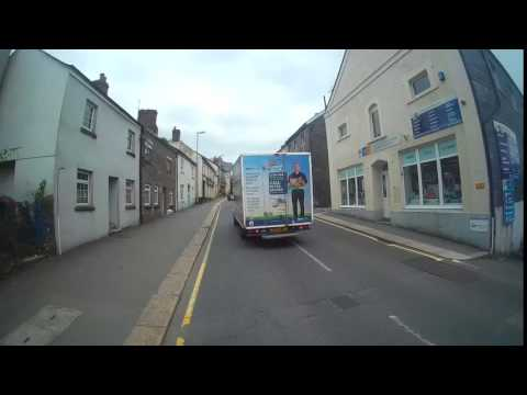 Close Overtake 14Jul17, 12pm, Russell St, Liskeard DS63HPY