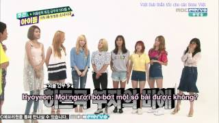 vuclip [VIỆT SUB] 150819 Weekly Idol  EP212  SNSD - Part 2