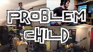 AC DC Fans Net House Band Problem Child Collaboration HD