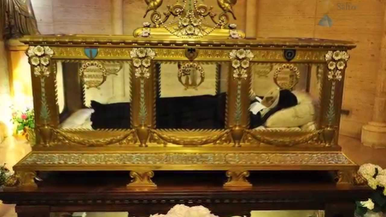 Mystical Visit To The Incorrupt Body Of Bernadette