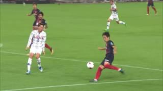 2017年7月29日(土)に行われた明治安田生命J1リーグ 第19節 鹿島vs甲...