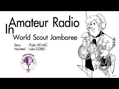 Amateur Radio in Thailand World, and Asia Pacific Scout Jamboree