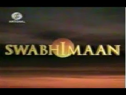Swabhimaan   Title Song   Old DD National 90`s Tv Serial Drama At Doordarshan