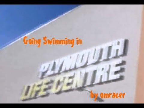 Swimming in a new Life Centre (Sunday 25th March 2012)