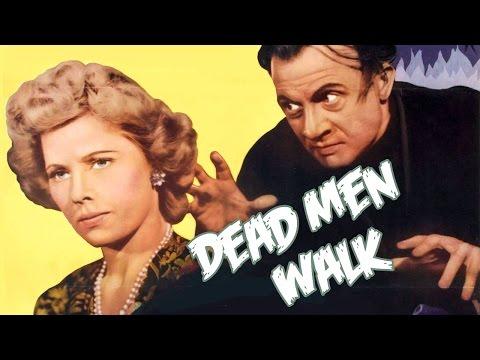 Dead Men Walk (1943) | HD | Horror