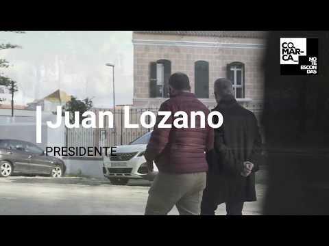 Comarca No te Escondas entrevista a Juan Lozano, presidente de la Mancomunidad en un momento histórico para el ente