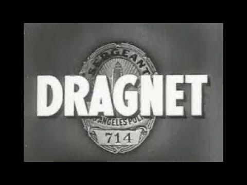 Dragnet 1950s TV Series The Big Fraud