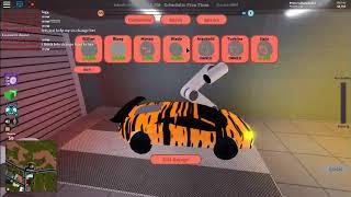 Roblox jailbreak | new garage update
